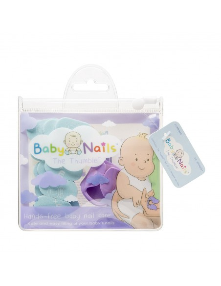 Lima uñas Baby Nails